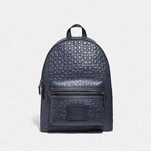 Coach Academy Backpack  29493 Midnight Navy